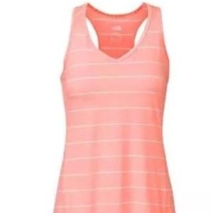 The North Face Training Striped Tank Top NWT